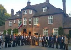 سفر مدیریت استراتژیک شرکت هتل فرشته پاسارگاد به کشور هلند و سوییس