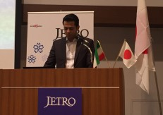 """introduce the """"Fereshteh Pasargad Hotel project"""" in Tokyo"""