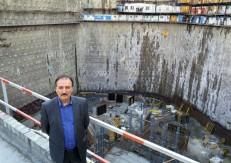 NPR news interview with Ebrahim Pourfaraj
